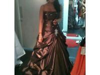 Prom/ball dress size 6