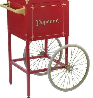 New Matching Cart For Red Fun Pop 8 Oz. Popper By Gold Medal