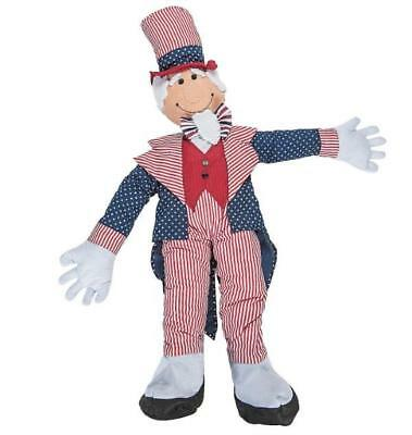 Patriotic 4th of July Stuff Uncle Sam Holiday Decoration 20