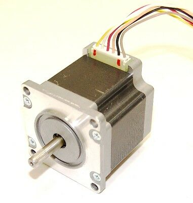 Nema 23 Japan Servo Stepper Motor 131ozin Cnc Mill Lathe Router Robot Reprap 3d
