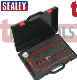SEALEY VSE3158 COMPRESSION TEST KIT - DIESEL