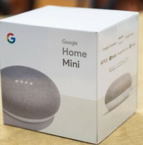 Google Home Mini New In Box