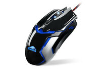FREE DELIVERY: Gaming Mouse, X60 4000 DPI High Precision