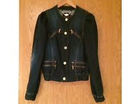 Denim Mulberry jacket size 10