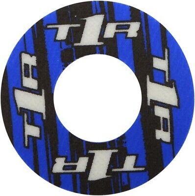 Torc1 Racing Grip Donut Black/Blue/White 7/8