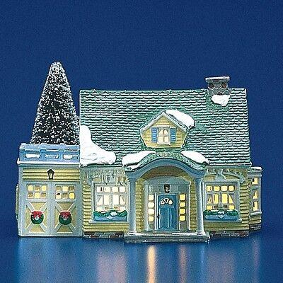 Dept 56 Snow Village ~ North Creek Cottage ~ Mint In Box 51209