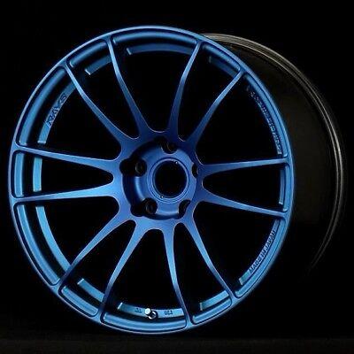 Matte Transp Candy Velvet Anodized Blue Powder Coating Paint 1lb045kg