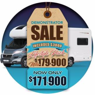 ** DEMO ** 2017 Auto Trail Scout Luxury Motorhome