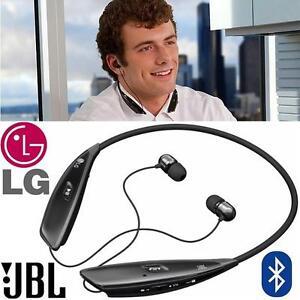 REFURB LG TONE ULTRA BT HEADSET HEADPHONES BLUETOOTH Tone Ultra Wireless Stereo BLACK JBL 110463001