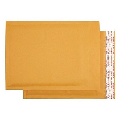 500pcs 0000 4x6 Kraft Bubble Mailers Shipping Padded Envelopes Self-seal Bubble