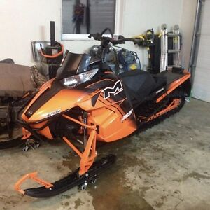 2014 Arctic cat M8000 limited 153