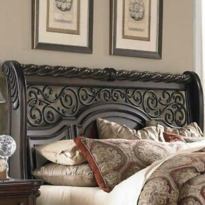 Arbour Place King Headboard