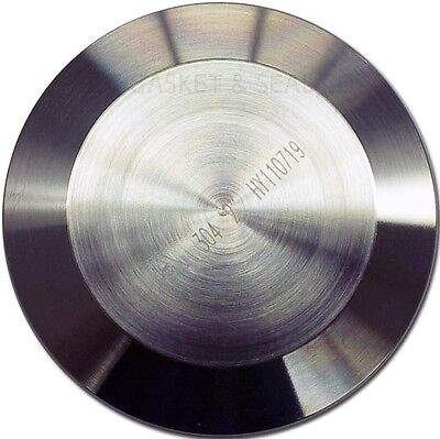 Tri Clamp 2 304 Stainless Solid End Cap Tri Clover Tc