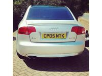 For Sale Audi A4 S-Line Limited Edition (can swap)