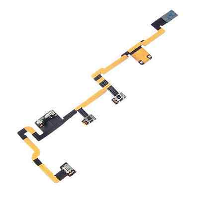 OEM Power Button On/Off Volume Control Flex Ribbon Cable Part for Apple iPad 2 - Part Decoration
