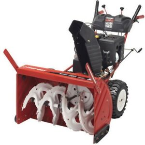 Snowblower repair and tuneup 4167108858