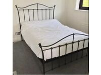 John Lewis double bed