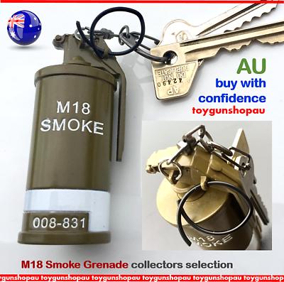 PUBG Grenade keyring M18 Smoke Grenade Keyring PUBG Model Gr