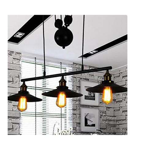 Hanging Black Pendant Lamps Lights