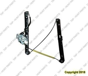 Window Regulator Front Driver Side Power [Sedan 1999-2006] [Wagon 2000-2006] Bm1350105 BMW 3-Series (E46)