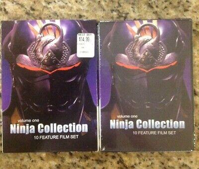 History Of Ninjas (The History of Ninjas - Vol. 1 (DVD, 2008)NEW Authentic US)