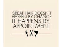 Wash, Cut & Blowdry ONLY £15 or 20% off your first colour and cut service! Appointments available!