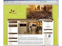 I can build your online shop from 80£