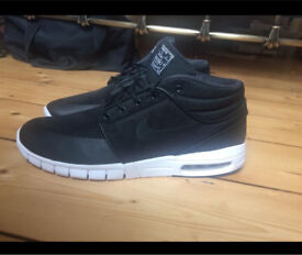 Nike SB Janoski Air Max BLACK