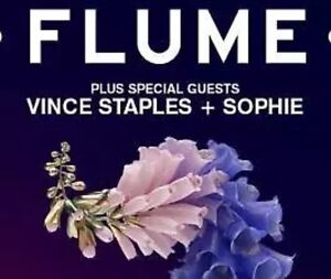 Flume Sydney tickets Lyneham North Canberra Preview