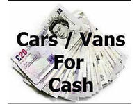 CASH PAID CALL US TODAY ££ BEST PRICES PAID