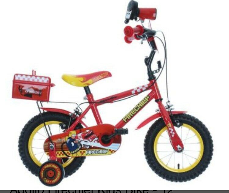 "Apollo Firechief bike 12"" Wheel"