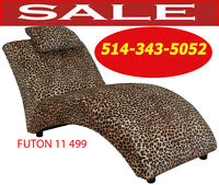 Model futon 11 499, fabric couch