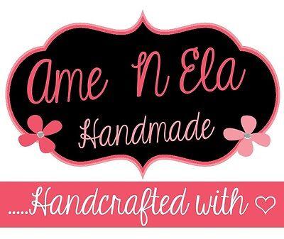 Ame and Ela handmade