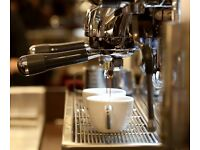 Experienced Barista/Front of house manager