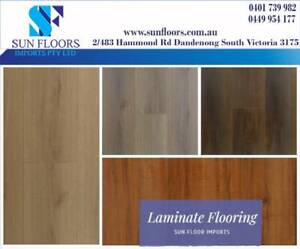 Laminate Flooring - HDF, AC4 High Quality Floor Boards Kealba Brimbank Area Preview