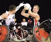 Volunteers needed for Wheelchair Rugby Nationals
