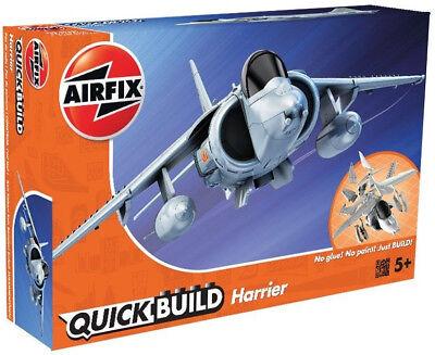 Airfix QUICK BUILD Harrier Plastic Model Kit J6009