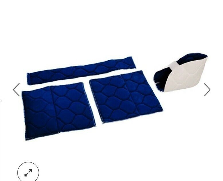 CPM Pads Premium Quilted Patient Kit by Select Medical Products #CQ-000860