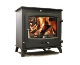 STOVE. 16kw Boiler. Multi-fuel. NEW. Delivery £20.