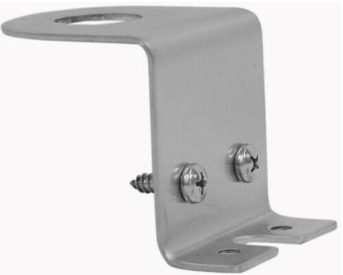 "KALIBUR KCOMM1 STAINLESS STEEL ANTENNA BRACKET FOR 3/4"" NMO MOUNT"