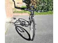 Raleigh Mountain Bike Hybrid Special Edition Hardly Used