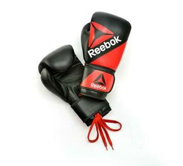 Reebok Combat Leather Glove 10oz
