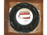 "Jensen C12N Guitar Amp Speaker 12"" 8ohm from Fender Blues Junior Tweed. Shipping included."
