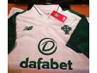 Celtic Fc away top size XL