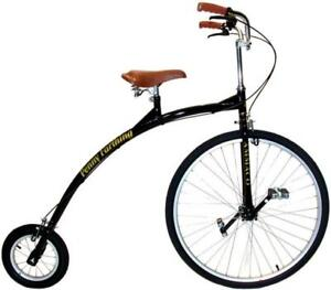 PRESENT FOR THE MAN THAT HAS EVERYTHING PENNY FARTHING RETRO BICYCLE