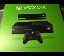 Fully Boxed xbox one with kinect, controller 3 games and all wires vgc OFFERS