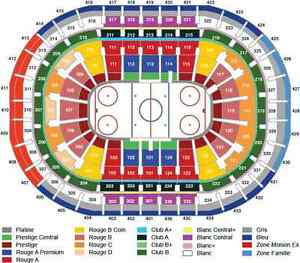 MANY MONTREAL CANADIENS HOME GAME TICKETS FOR SALE THIS SEASON Kingston Kingston Area image 2