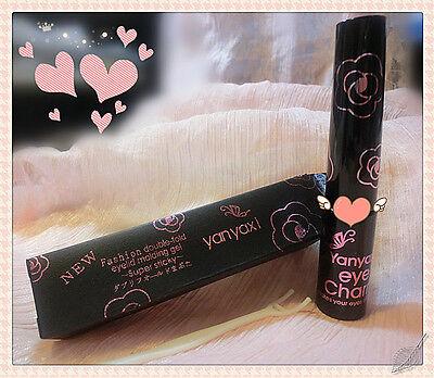 Pro Water-proof False Eyelashes Glue & Y Stick For Makeup Clear Striplash Glue