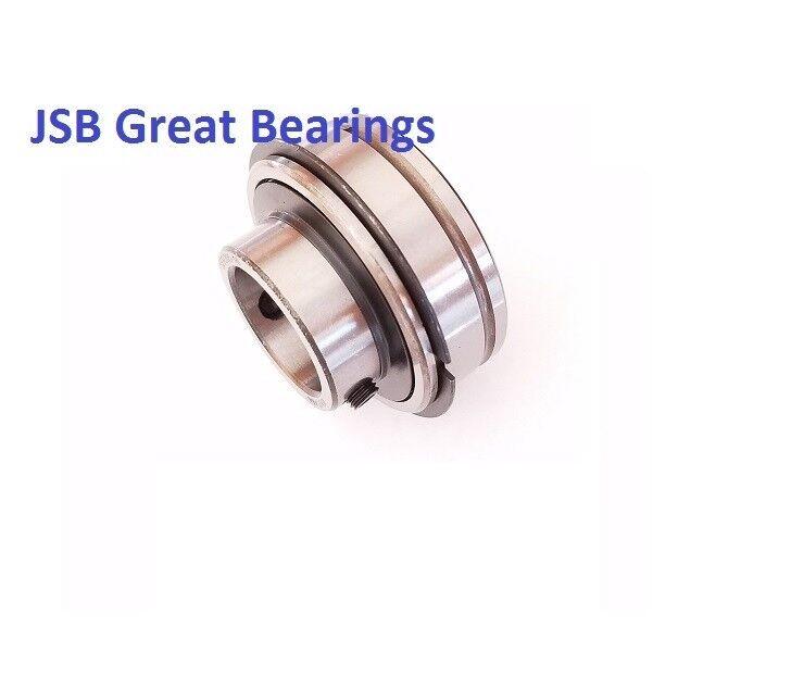 """SER205-16 1"""" Insert Ball Bearing with Snap Ring ER16 High Quality ER205-16"""