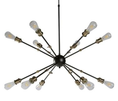 Axis Pendant Light (Matt Blatt) never installed